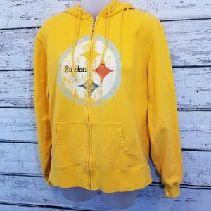 Reebok Pittsburgh Steelers Sweatshirt XL